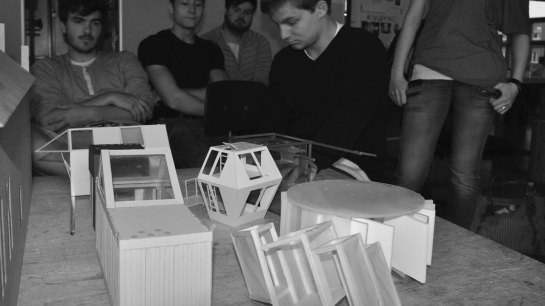 Auswertung des Auswahlverfahrens zum Realisierungsentwurf schwerelos - - Übungs- und Kontemplationsraum für Fabian Vogel; ORC Stipendium Artist in Residence