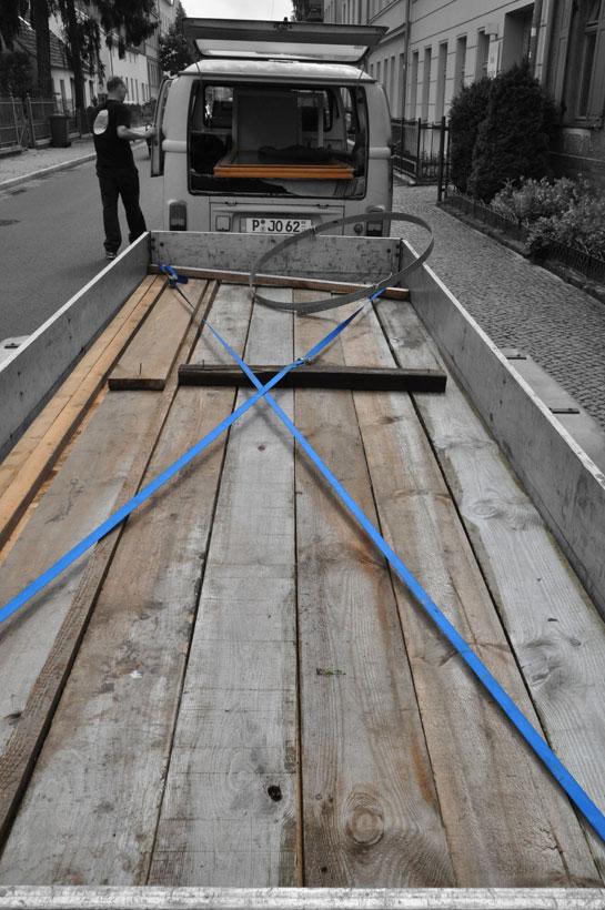 Materialtransport
