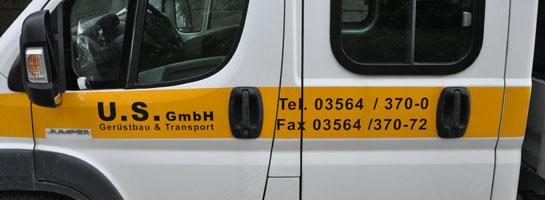 U.S. GmbH Gerüstbau und Transport