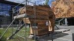 schwerelos - œ1:1 - Kontemplationsraum fuer Fabian Vogel; ORC Stipendium Artist in Residence